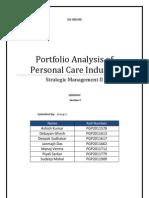 Portfolio Analysis_Personal Care_Group 2_Section C.pdf
