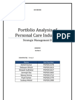 Portfolio Analysis_Personal Care_Group 2_Section C.pdf