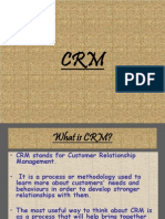 CRM Methodology