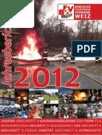 BFV Weiz - Jahresbericht 2012
