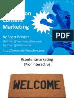 Conversion Content Marketing