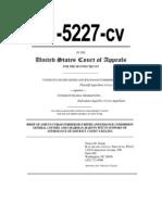 Brief of Harvey Pitt  - S.E.C. v. Citigroup Global Markets