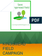 Kingsmead Presentation