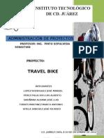 Travel Bike / Proyecto Final de la materia de Administración de Proyectos 2012-08