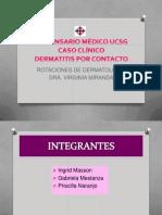 Dermatitis de Contacto
