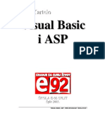 Visual Basic i ASP Skola
