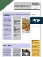 Formulando Proyectos con Comités de Gestión de Cuencas
