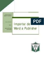 Ejercicio 1 - Importando archivos