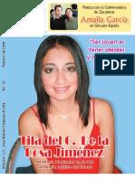 Tabasco Joven mes de Febrero 2008 Ed. 34