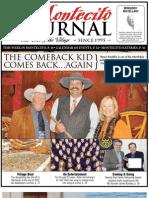 THE COMEBACK KID COMES BACK…AGAIN