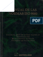 Manual de Las Normas Iso 9000
