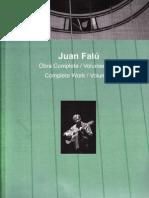 Juan Falú - Obra completa vol 1