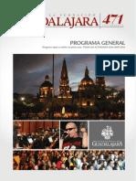 Programa completo de la 471 Feria de la Fundación