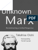 Marx - The Unknown