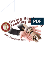 Giving Hands-Enabling Mobility_Final Report