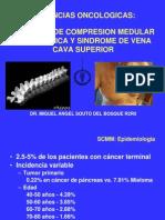 Sx de Vena Cava Superior y Compresion Medular
