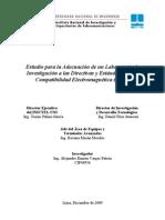 Informe 2009 EMC Initel