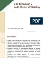 Karnaugh Quine McCluskey