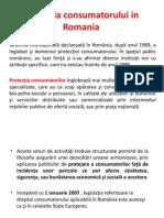 Protectia Consumatorului in Romania - Curs 1 - Principiile de bază ale protecţiei consumatorilor