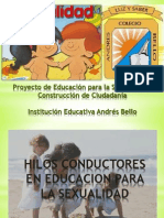 DIAPOSITIVAS HILOS CONDUCTORES