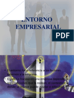 ENTORNO EMPRESARIAL(1)