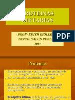 Solo Proteinas 2007 ] PW