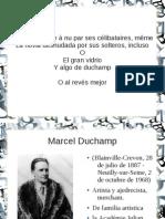 Duchamp Vidrio