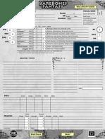 BBF Character Sheet Fillable