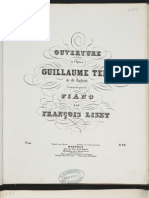 Listz-Rossini Overture to William Tell