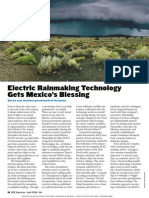 Electric Rainmaking Technology Gets Mexico's Blessing