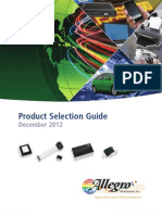 Allegro Selection Guide