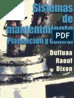 Sistemas de Mantenimiento Duffua.