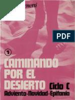 Caminando Por El Desierto 01 (Ciclo-C)