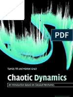 Chaotic Dynamics an Introduction Based on Classical Mechanic
