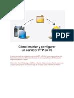 Cómo instalar y configurar un servidor ftp