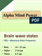 Alpha Mind Power.ppt