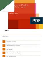 Pwc Emerging Mhealth Chart Pack