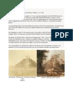 HISTORY of Chinchen Itza