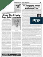 Glendale Cherry Creek Chronicle Editoral