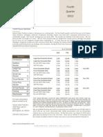 VVP Quarterly Letter 12-12-31
