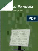 Digital Fandom