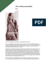 Arca Dewi Durga