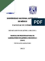 ManualdePracticasparaelLaboratoriodeQuimicaOrganica1(1311)2012-2_18579
