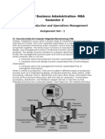 MB0044 Assignment Set - 2.doc