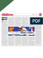 Delhiberations - The Eu and India - Money, Honey