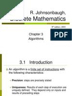 ch3.Algorithms