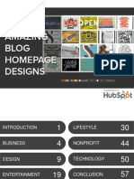 47 Amazing Blog Designs Guide