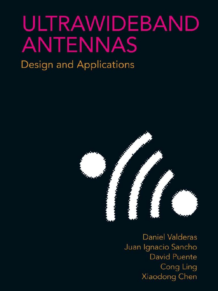 Phd thesis on uwb antenna