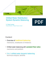 Presentation Chilled Water