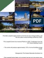 adlo lepold legacy center